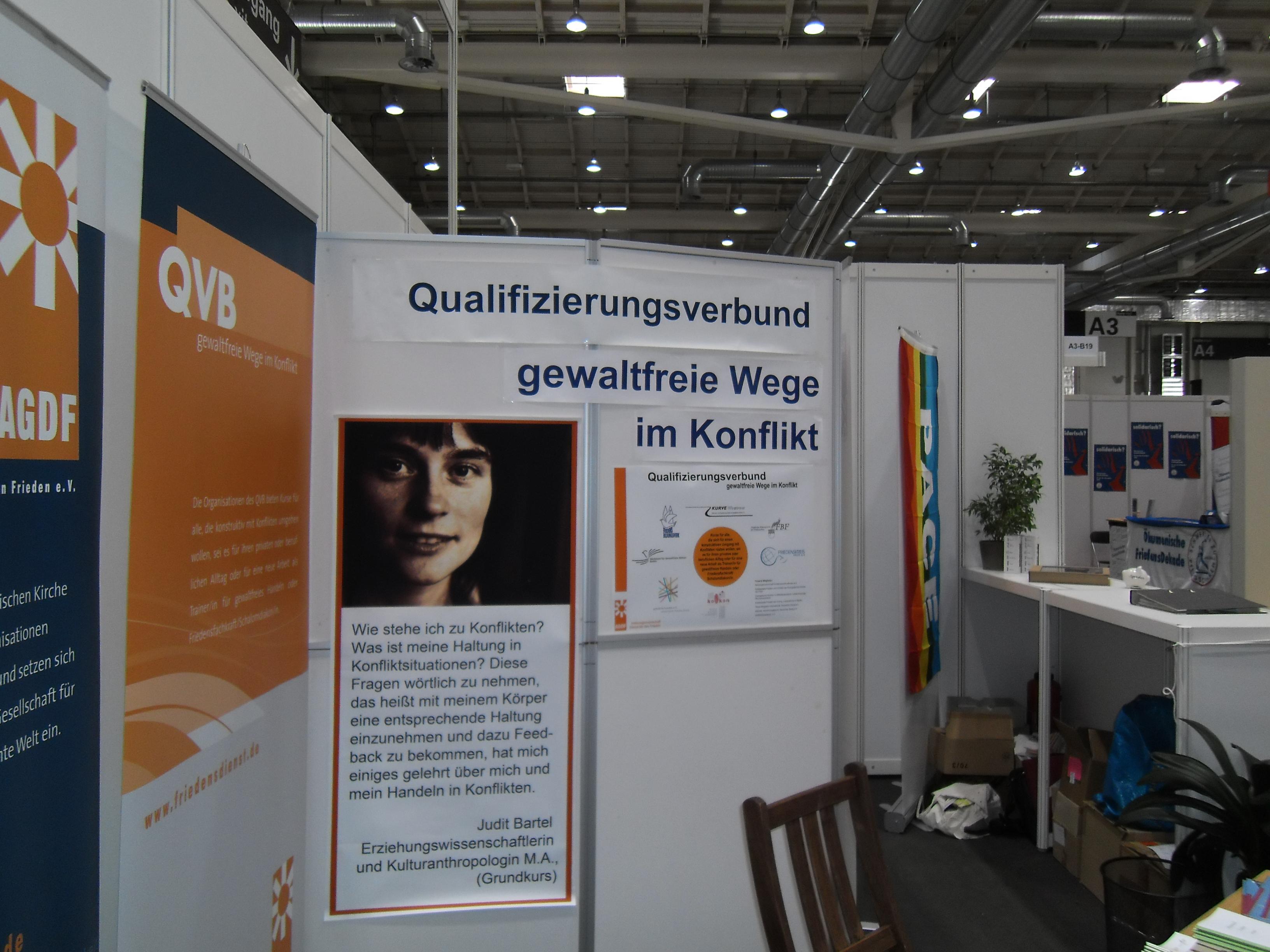 Stand des Qualifizierungsbundes (QVB)