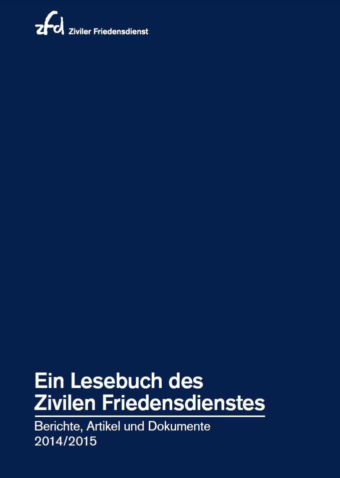 Cover desLesebuchs