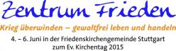 Zentrum Frieden 2015_Logo